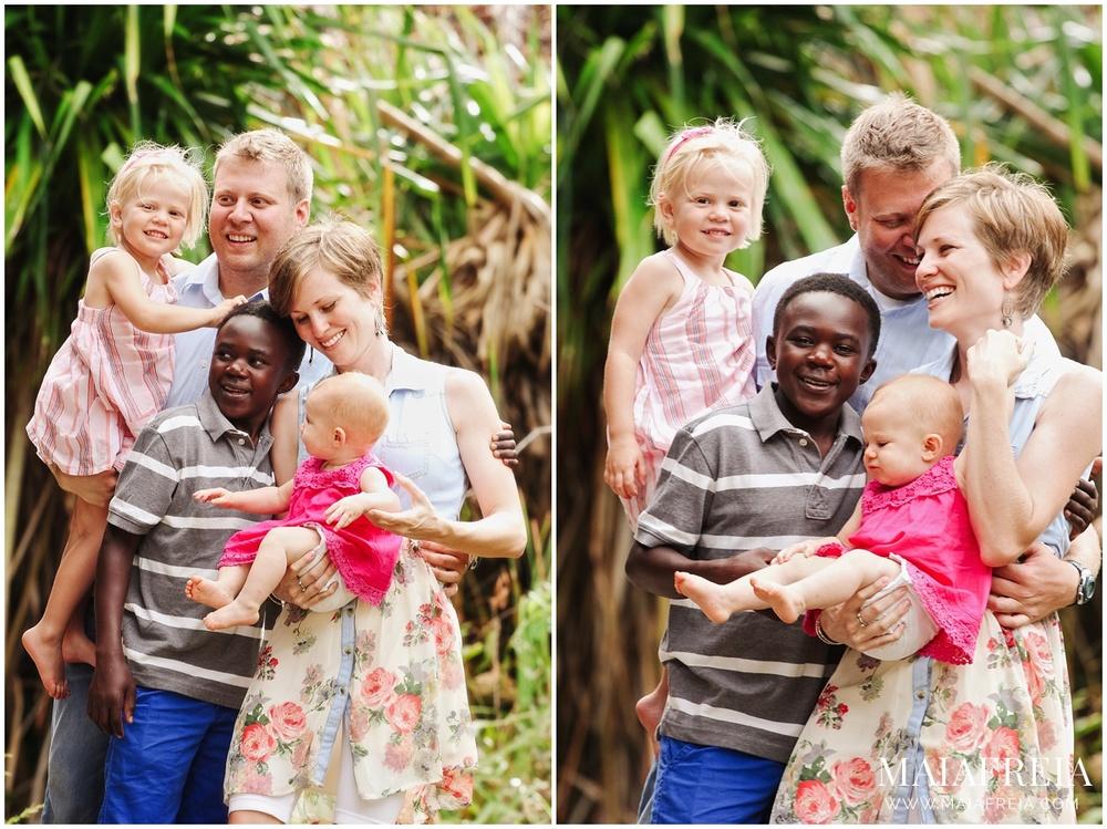 русскоговорящие фотограф в Кении свадебные церемоний Turtle Bay Beach Resort Watamu - Family Photoshot