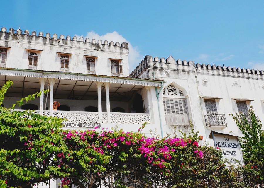 Peoples Palace Zanzibar