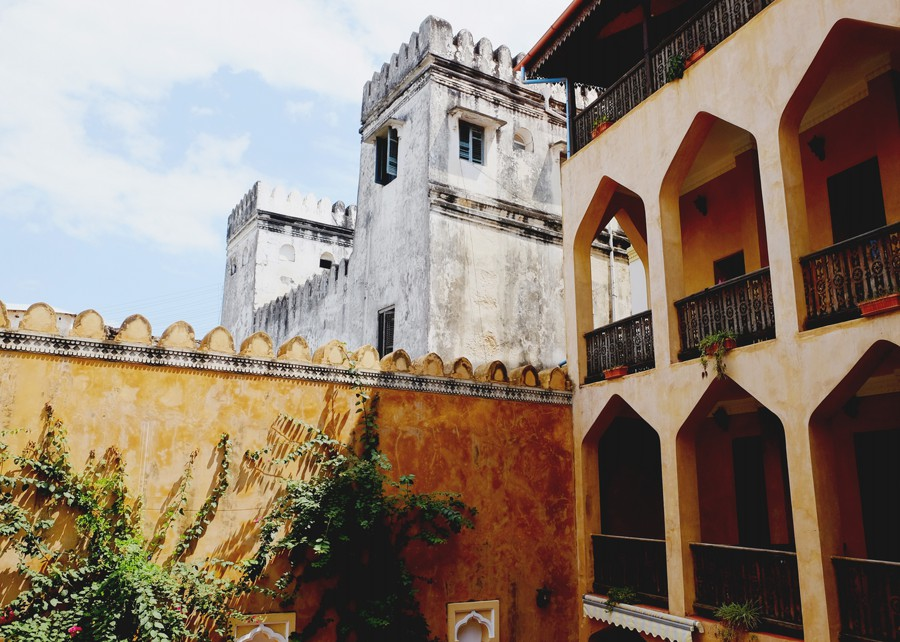 Mizingani Seafront Hotel Zanzibar