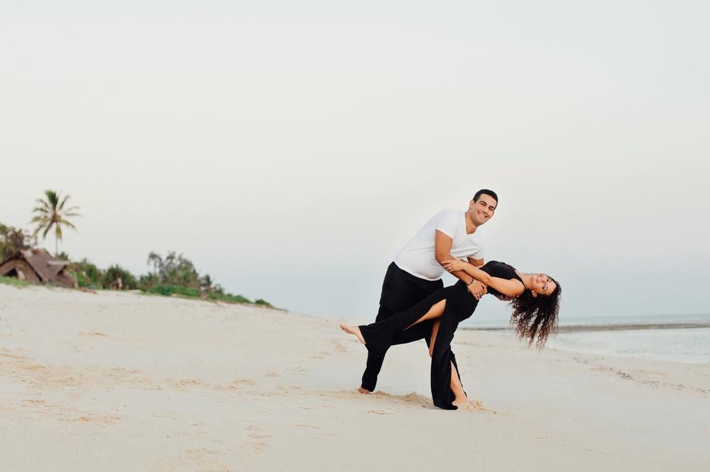 Nyali Beach, Mombasa Engagement Portraits Photographer