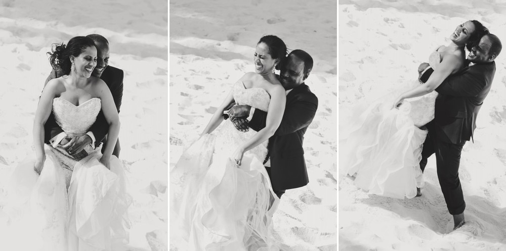 Honeymoon Photo Session in Diani Beach Kenya