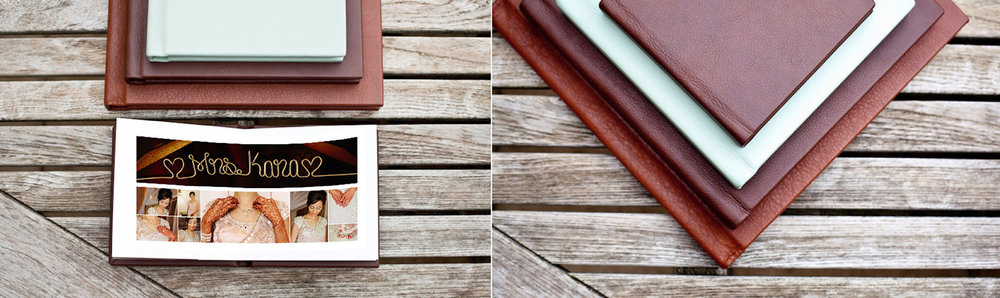 Professional Wedding Albums made in UK. Leather parent Wedding Albums.Kenyan Luxury Wedding Photographer based in Mombasa.
