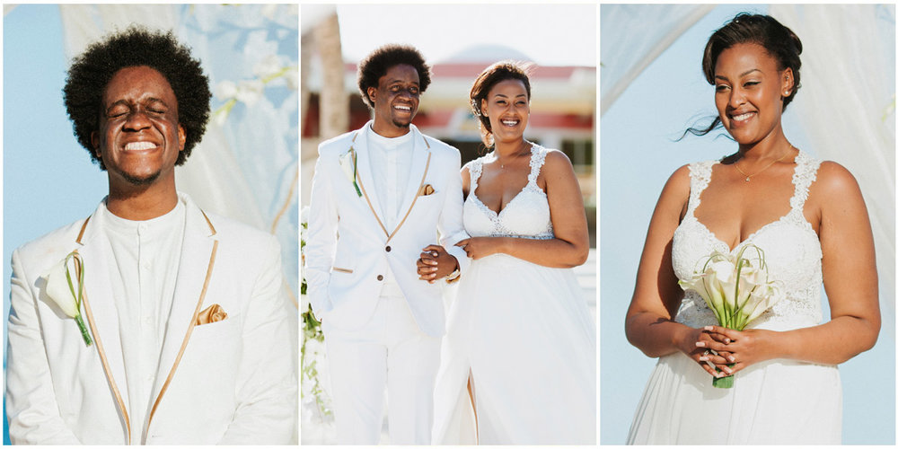 Kenyan-Wedding-First-Look-Bride-Groom-Ceremony-Malindi