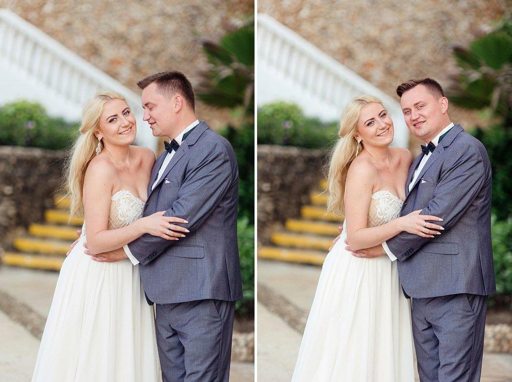 Honeymoon Couple Portraits in Mombasa