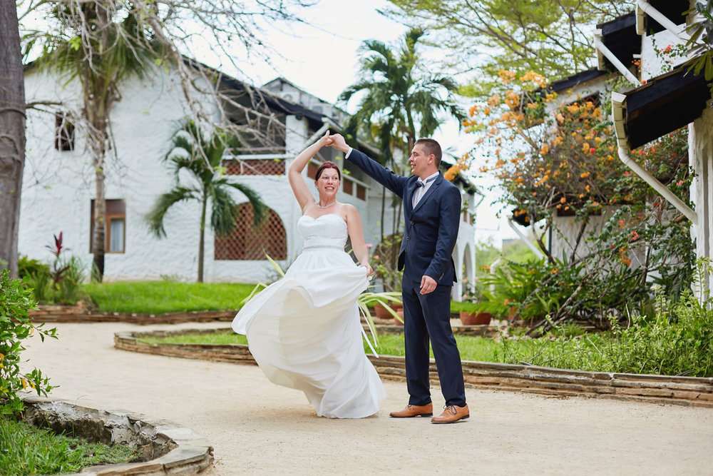 Honeymoon Portraits in Diani Beach, Mombasa. Kenyan Wedding Photographer