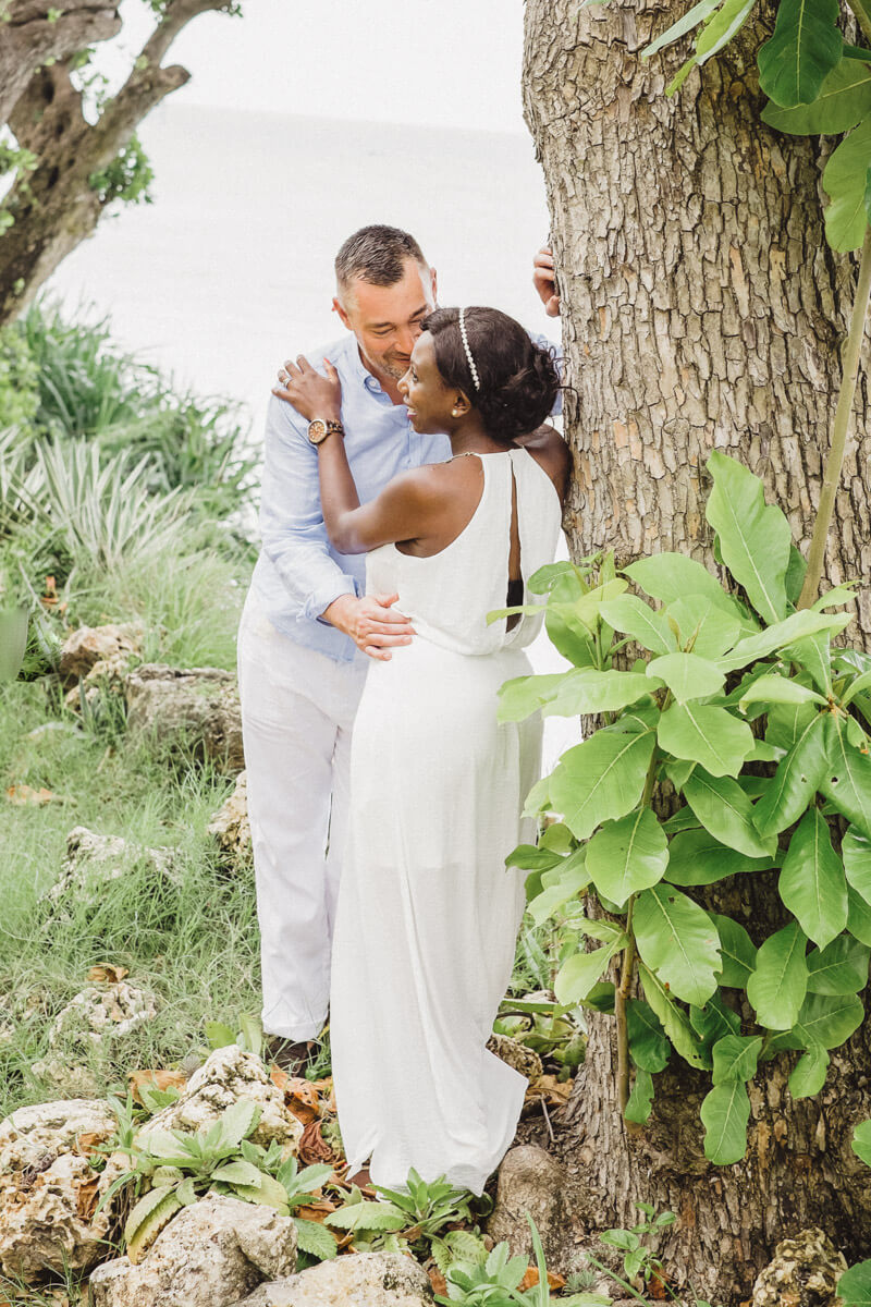 Diani Beach Kenyan engagement photographers