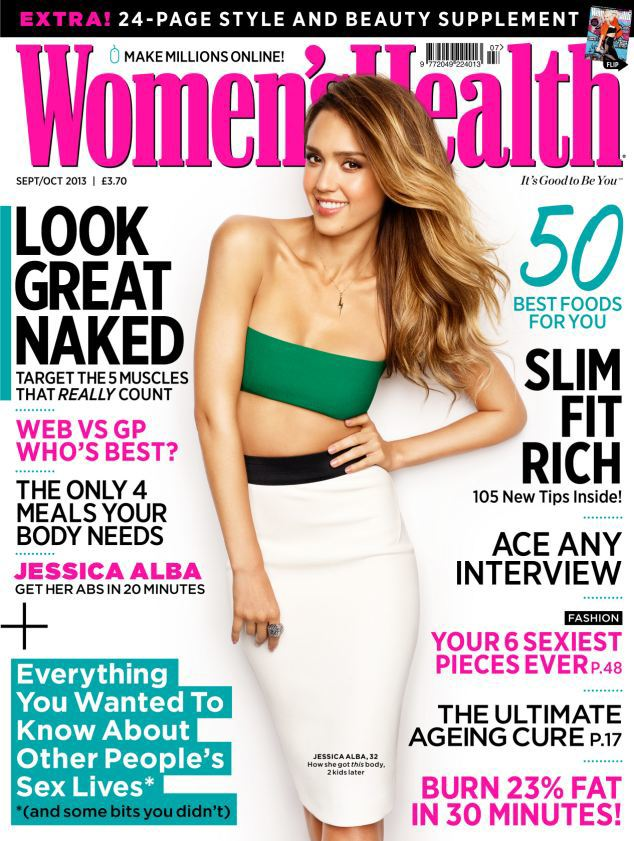 Women's Health, Sep 2013
