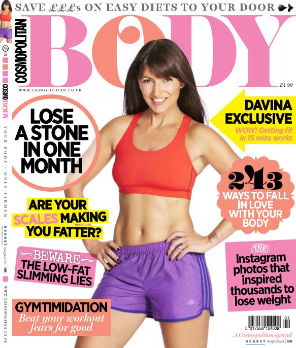 Cosmo Body, Jan 2014