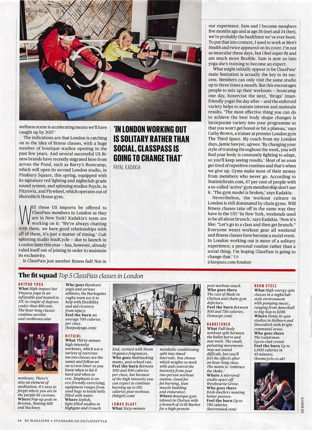 ES Magazine Mar 2015