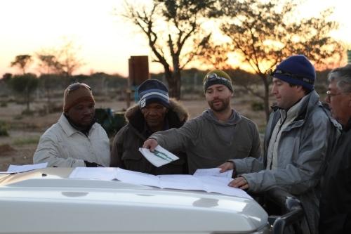 Ensuring the rights of the Kua in the Kalahari