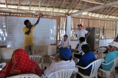 Revitalizing traditional knowledge in Kuna Yala