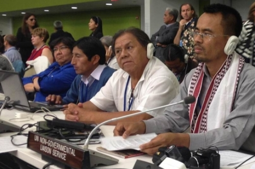 Ensuring Indigenous voices are heard at the UN