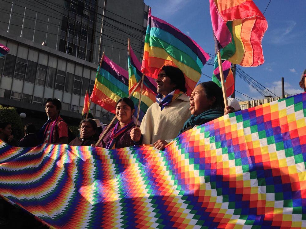 """The """"Cumbre de Los Pueblos"""" to take place March 5-6 in Quito, Ecuador"""