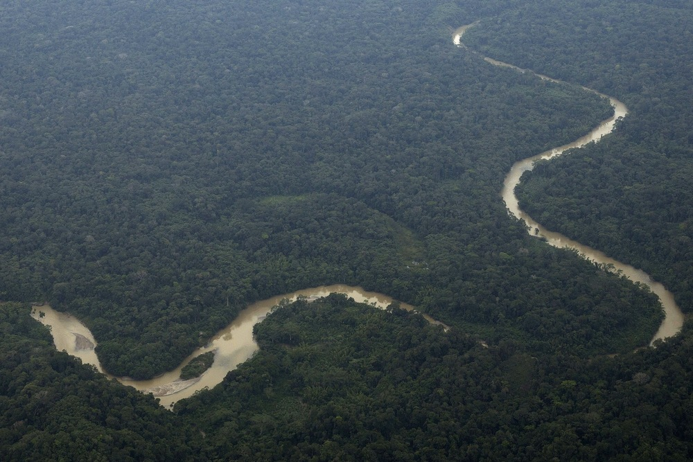 The Curaray River and other locations in the state of Pastaza are threatened by oil exploitation