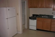 Apt. 1 Kitchen