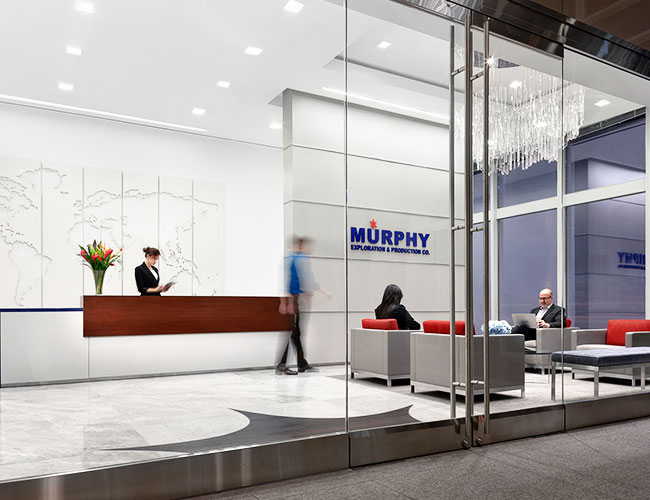 Murphy exploration & Production Tower