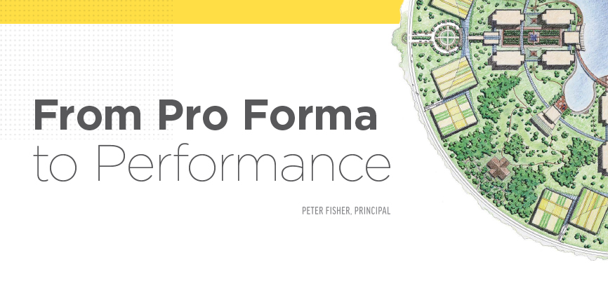 design architecture consulting from pro forma to proformance