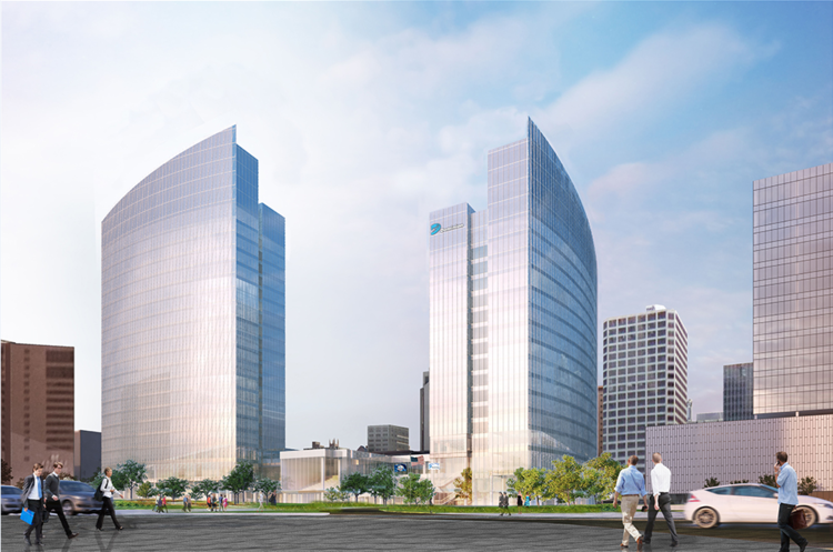 The New Building Will Be A Proud Addition To Richmonds Skyline Offering Views Of Downtown