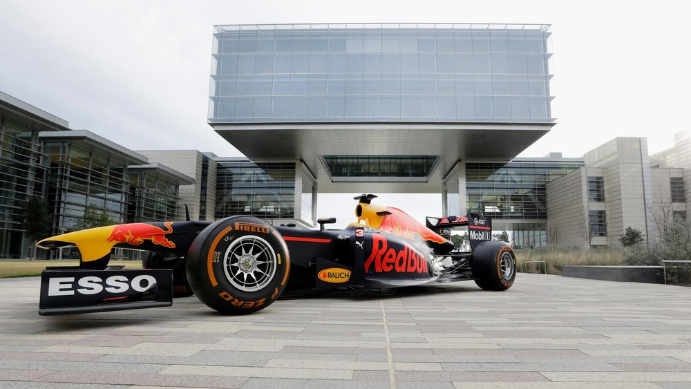 Photo Courtesy of RedBull Racing