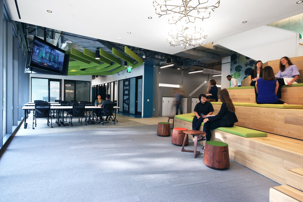 Collaboration + Flexible Spaces