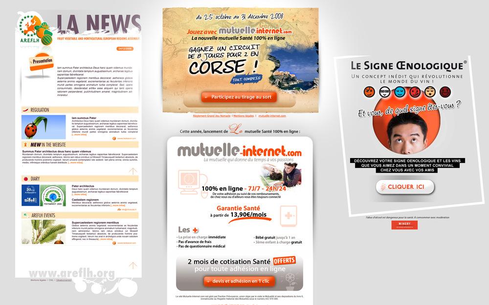 AREFLH   -   Mutuelle internet (2)   Le Signe Oenologique