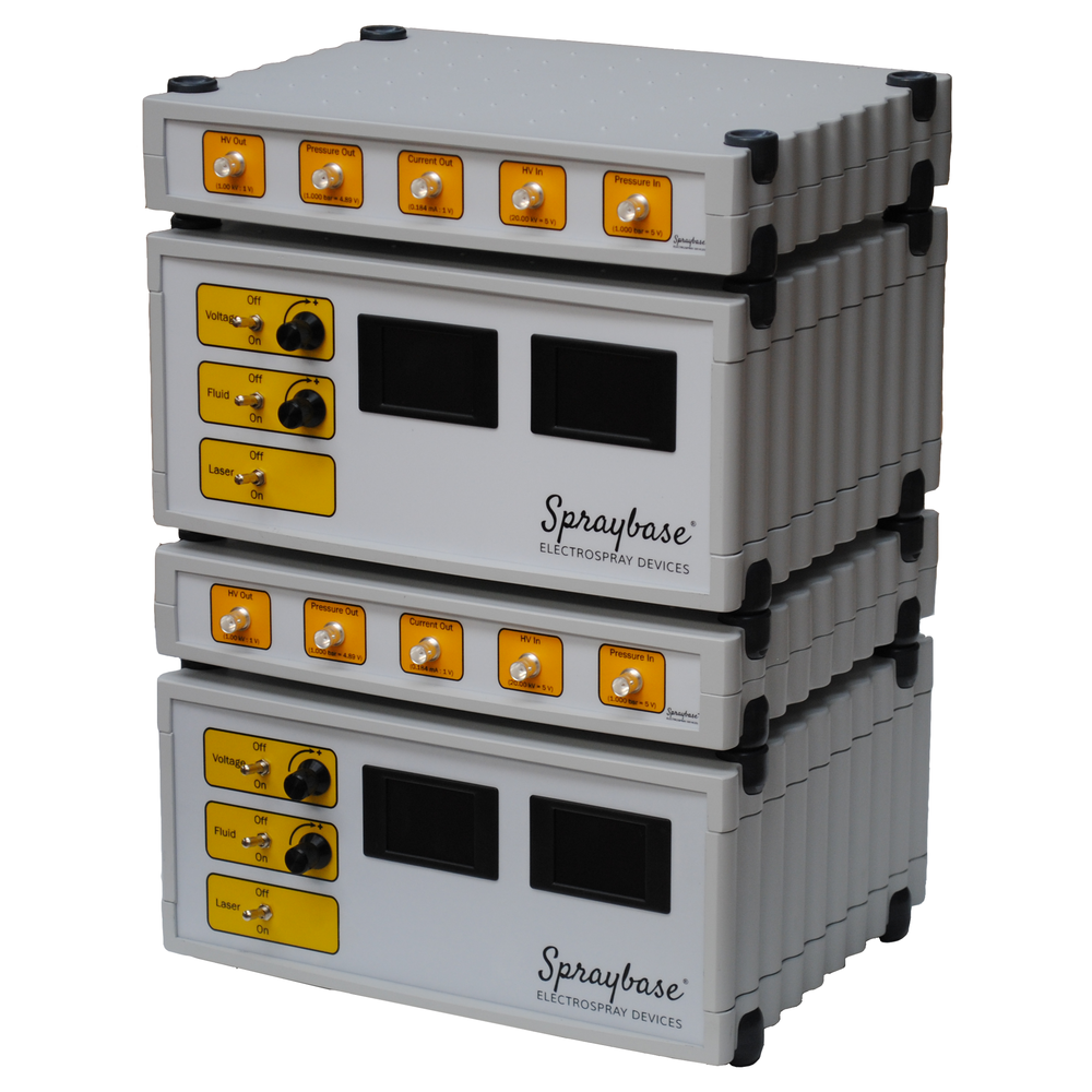Spraybase® System with LabView® Interface and Drivers