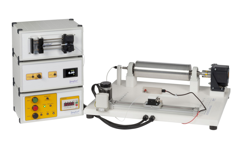 Electrospinning Rotating drum collector kit