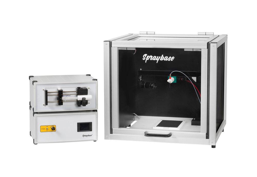 Spraybase® 20 kV Electrospinning Starter Kit