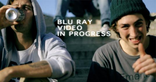 Blu Ray Feature in Progress