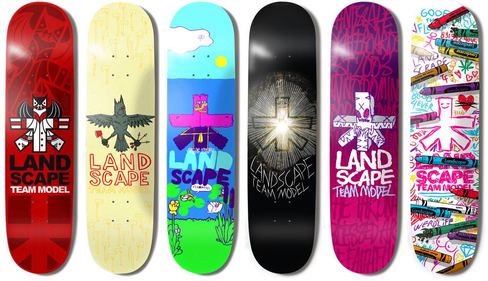 10 Best Street Art Skate Decks | Widewalls