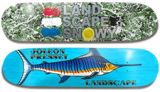 Snowy Roses & Joleon Pressey Marlin