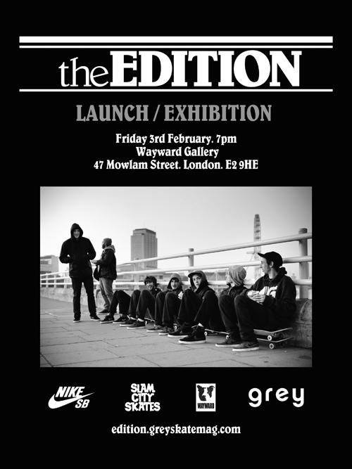 Edition London Launch