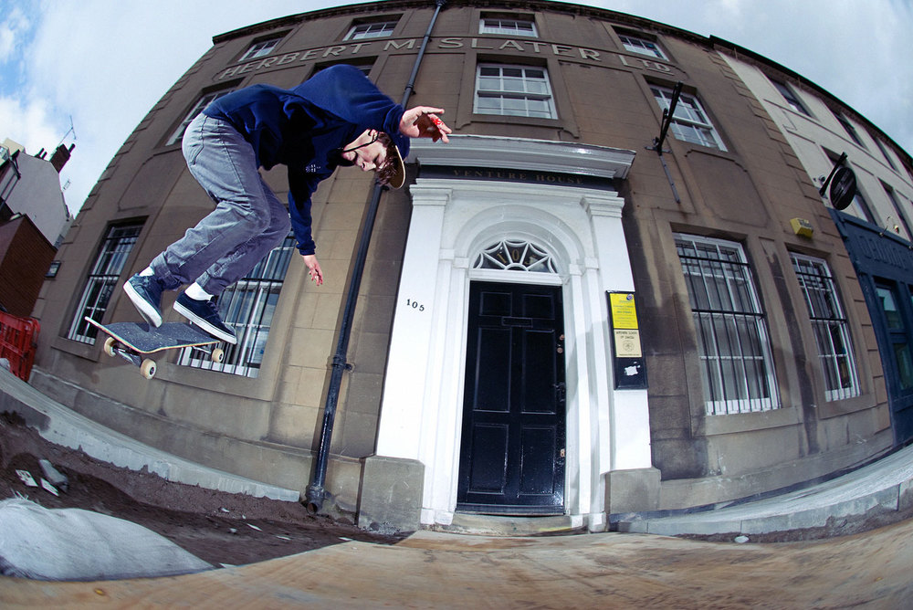 Backside Big Spin
