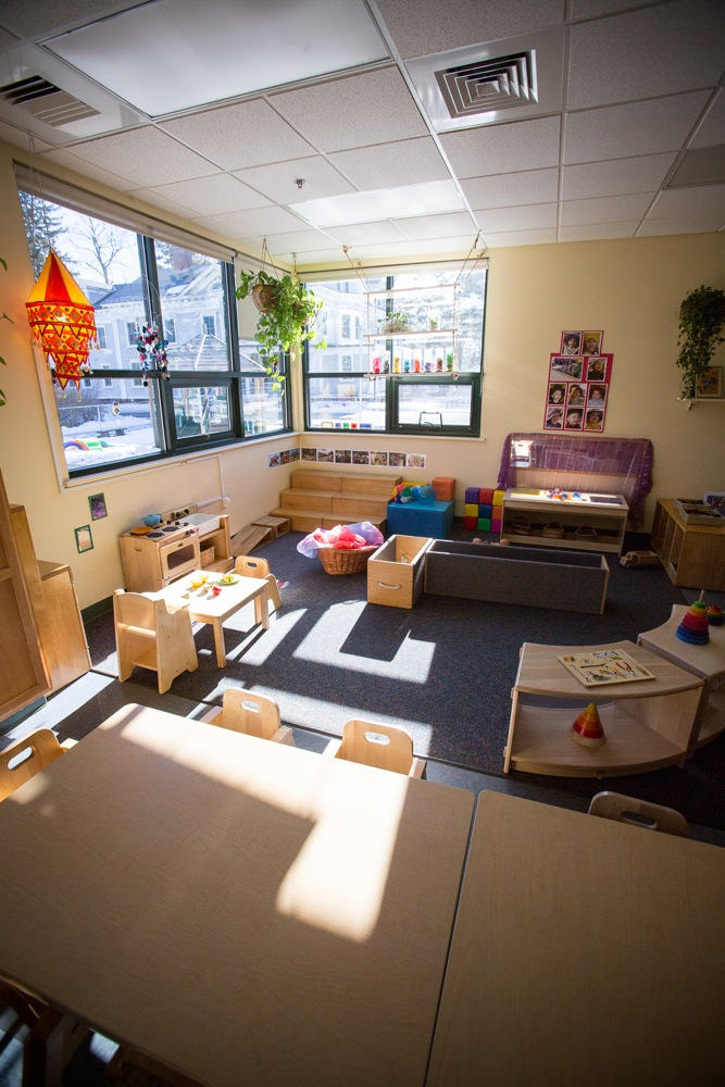 Infant/Toddler Classroom