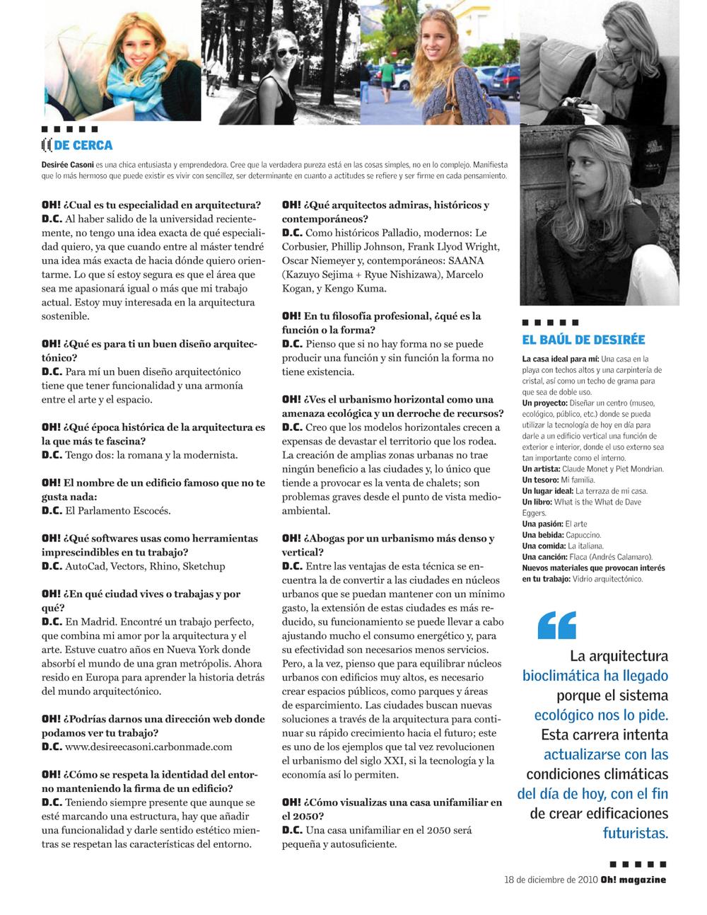 Oh! Magazine - listindiario sept2.jpg