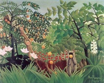 http://www.bridgemanartondemand.com/image/582518/henri-j-f-rousseau-exotic-landscape-1910