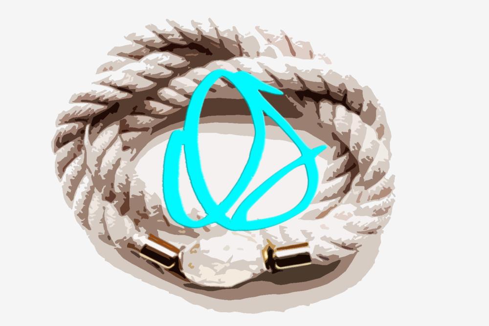 Jewelry logo brand OS. Ondina De Los Santos