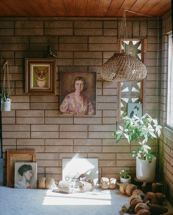Tracy Wilkison's LA Home