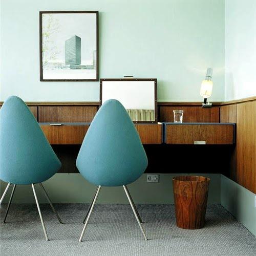 Copenhagen, Radisson Hotel, Arne Jacobsen