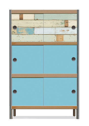 Cupboard by Piet Hein