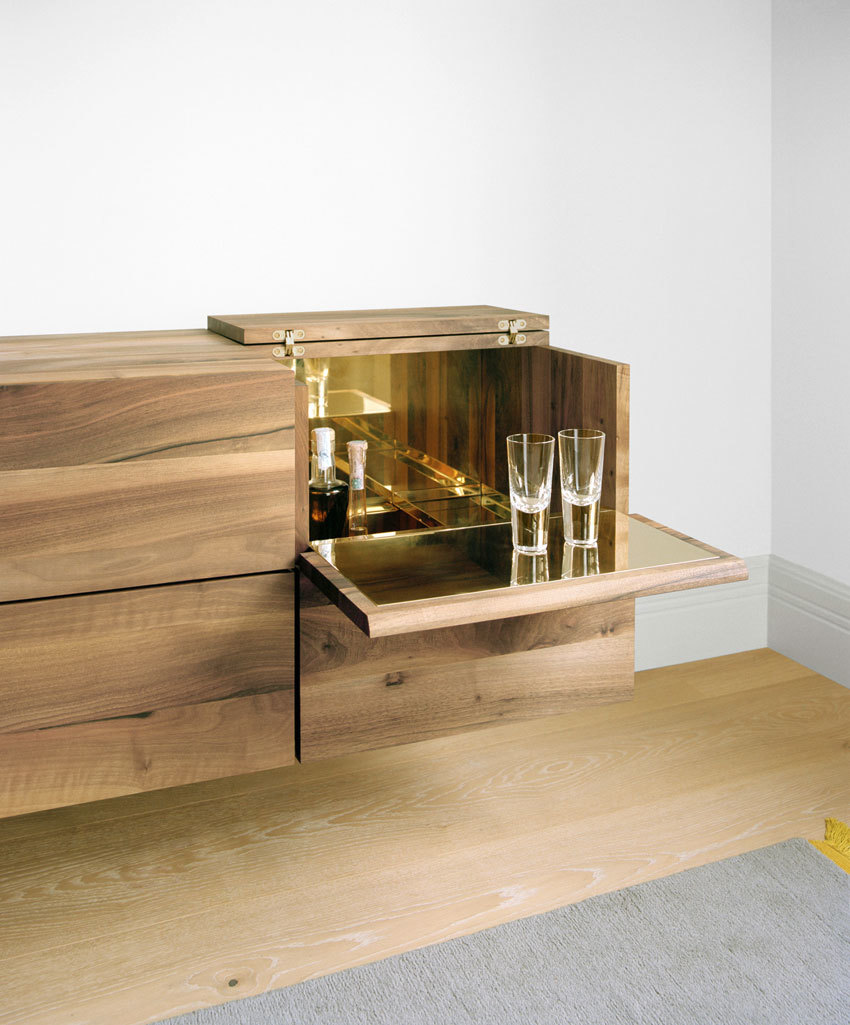 Bar Cabinet by Philip Mainzer