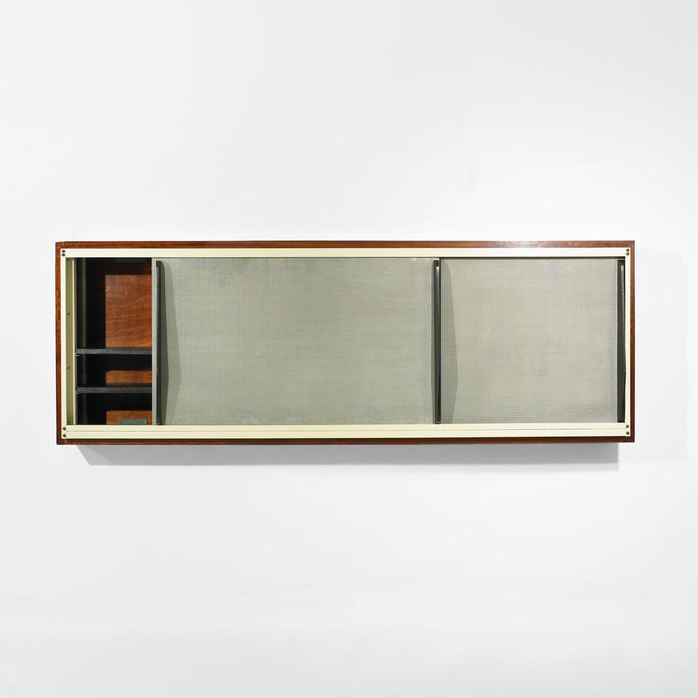 Suspended Cabinet  by  Charlotte Perriand