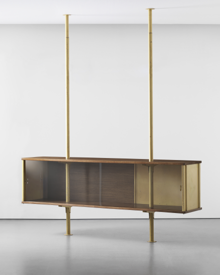 Suspended Cabinet by Jean Prouvé
