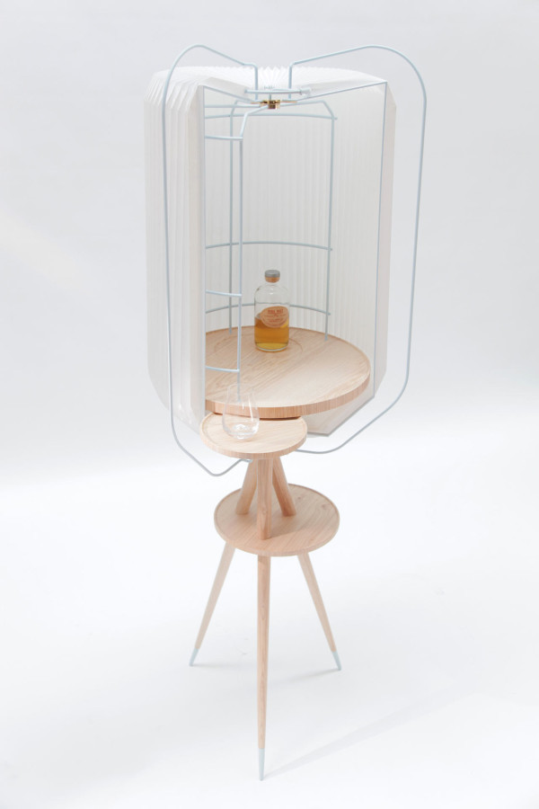 Whisky Cabinet by Thomas Schneider
