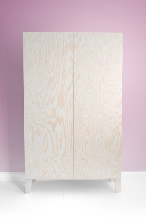 The Plywood Cabinet by How Are You