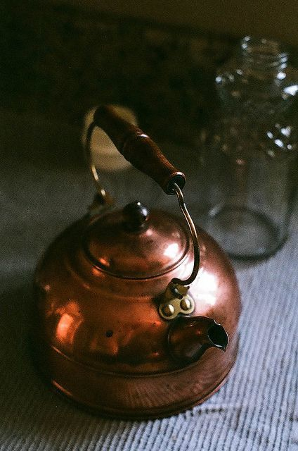 copper kettle