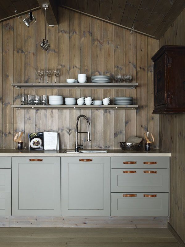 new kind of rustic