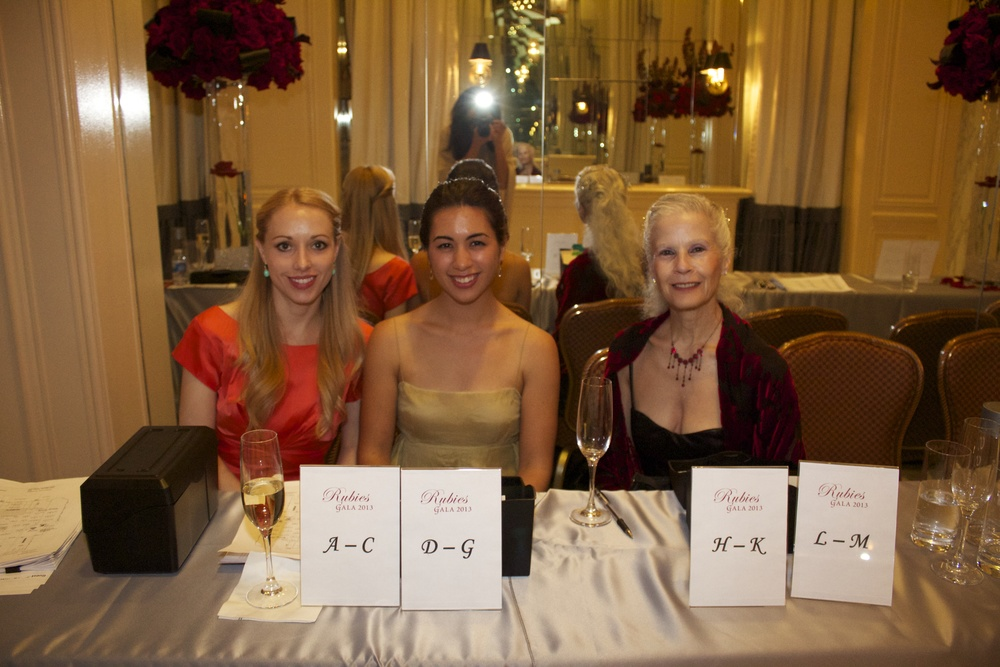 Los Angeles Ballet Students and Staff