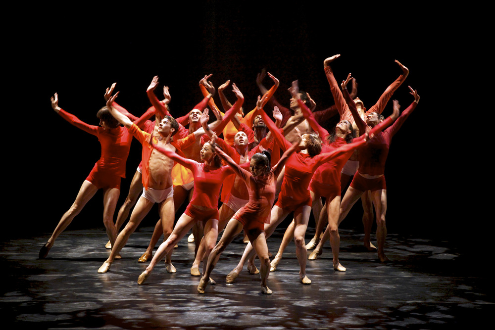 Complexions Contemporary Ballet.  Photo Credit Jae Man Joo.