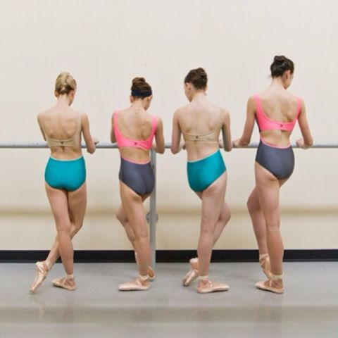 Pittsburgh Ballet Theatre Company members in Jule Dancewear